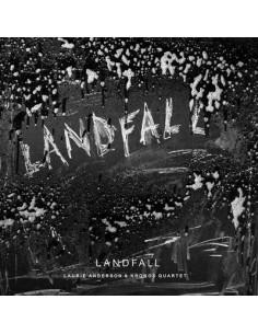Laurie Anderson / Kronos Quartet : Landfall (2-LP), 0