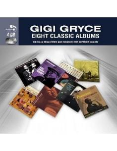 Gryce, Gigi : 8 Classic Albums (4-CD)