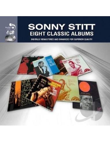 Stitt, Sonny : 8 Classic Albums (4-CD)