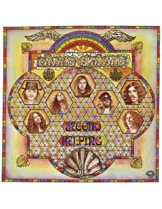 Lynyrd Skynyrd : Second Helping (LP)