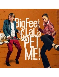 BigFeet & LaLa : Pet Me! (CD)