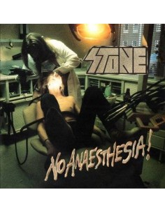 Stone : No Anaesthesia! (LP) grey vinyl