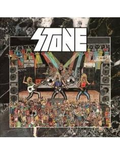 Stone : Stone (LP) grey vinyl