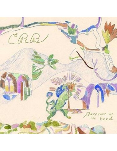 Robinson, Chris Brotherhood : Barefoot In The Head (2-LP)