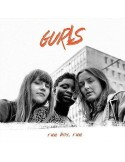 Gurls : Run Boy, Run (LP)