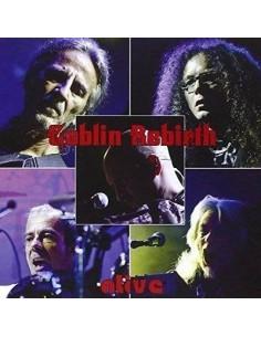 Goblin Rebirth : Alive (2-LP)