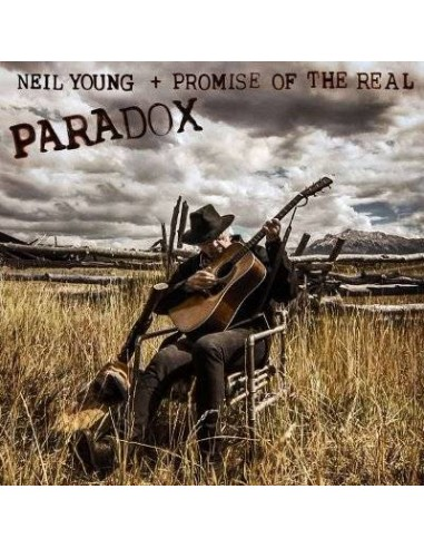 Young, Neil : Paradox (2-LP)