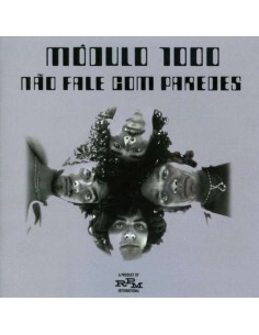 Módulo 1000 : Não Fale Com Paredes (LP)