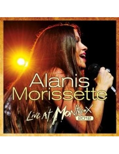 Morissette, Alanis : Live In Switzerland 2012 (2-LP)