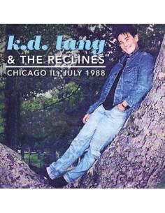Lang, K.D. And The Siss Boom Bang : Sing It Loud (CD)