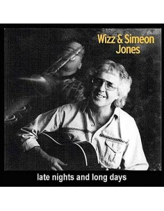 Jones, Wizz & Simeon Jones : Late nights and long days (CD)