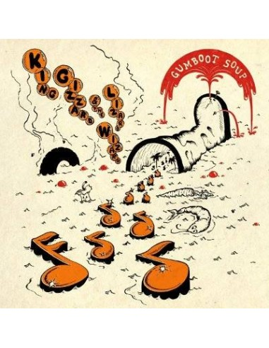 King Gizzard : Gumboot Soup (LP)