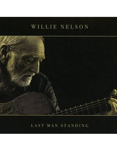 Nelson, Willie : Last man standing (LP)