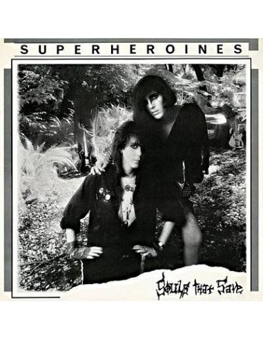 Super Heroines : Souls that save (LP) RSD 2018