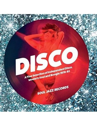 Disco - a fine selection of independent disco, modern soul and boogie 1978-82 (2-LP)