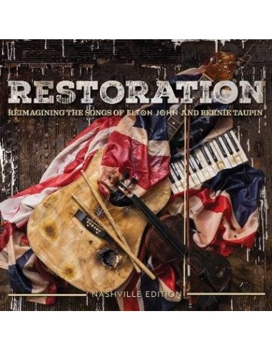 Restoration - The Songs Of Elton John And Bernie Taupin(CD)