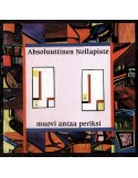 Absoluuttinen Nollapiste : Muovi Antaa Periksi (2-LP) black vinyl