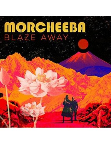 Morheeba : Blaze Away (LP)