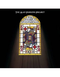 Parsons, Alan Project : Turn of the friendly card (LP)