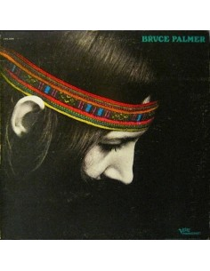 Palmer, Bruce : The Cycle Is Complete (LP)