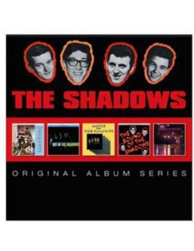 Shadows : Original Album Series (5-CD)