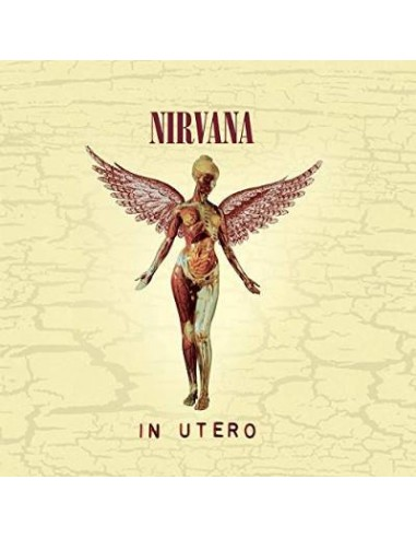 Nirvana : In Utero (CD)