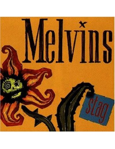 Melvins : Stag (CD)