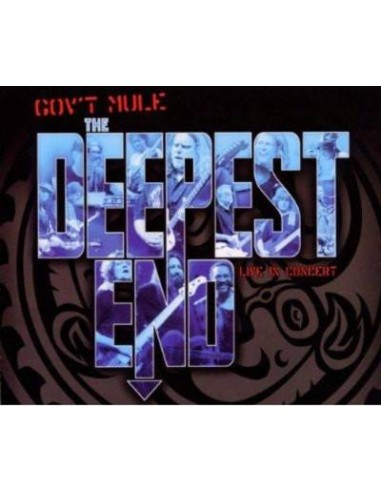 Gov't Mule : The Deepest End (CD+DVD)