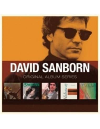 Sanborn, David : Original Album Series (CD)