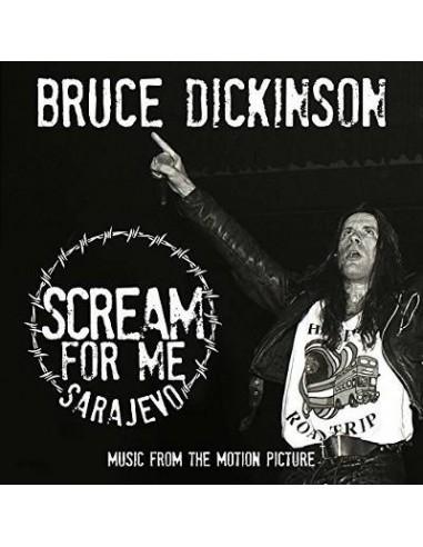Dickinson, Bruce : Scream for me Sarajevo (CD)