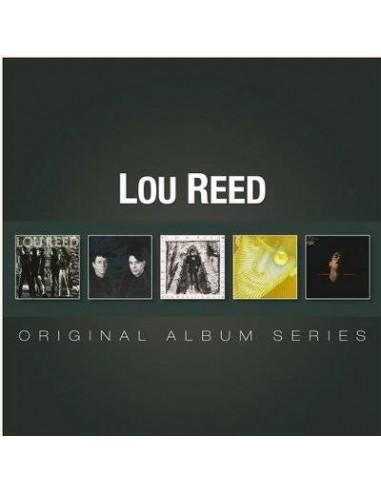 Reed, Lou : Original Album Series (5-CD)