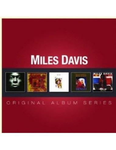 Davis, Miles : Original Album Series (5-CD)
