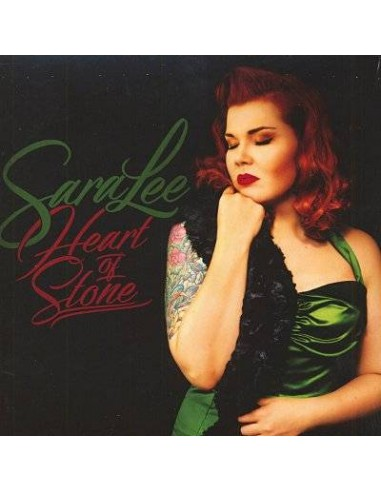 Sara Lee : Heart of Stone (LP)