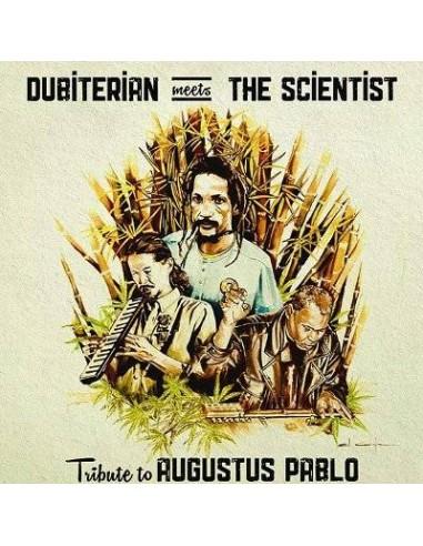 Dubiterian meets The Scientist : Tribute to Augustus Pablo (LP)