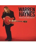 Haynes, Warren : Man in Motion (2-LP)