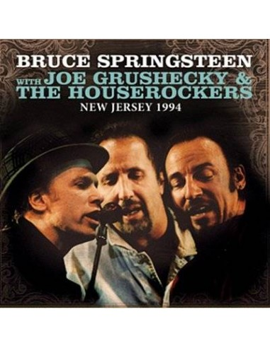Springsteen, Bruce : With Joe Grushecky & The Houserockers - New Jersey 1994 (2-LP)
