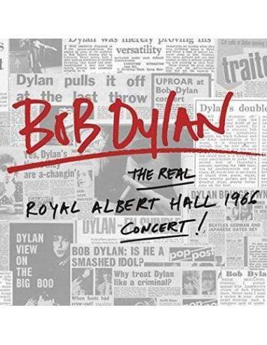 Dylan, Bob : The Real Royal Albert Hall Concert 1965 (2-LP)