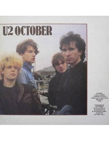 U2 : October (LP)