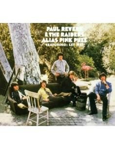 Revere, Paul & The Raiders : Alias Pink Puzz (CD)
