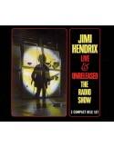 Hendrix, Jimi : Live & Unreleased The Radio Show 5-(LP)