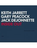 Jarrett, Keith : Inside Out - Live in London (CD)