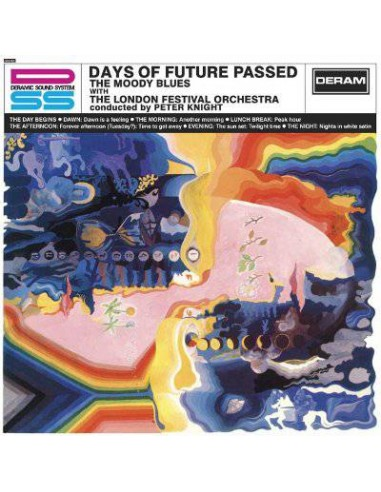 Moody Blues : Days Of Future Passed - 50th Anniversary edition (2-CD/DVD)