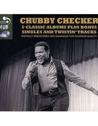 Checker, Chubby : Five Classic Albums Plus Bonus Singles (4-CD)
