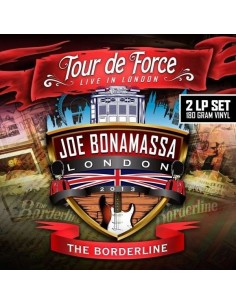 Bonamassa, Joe : Tour De Force - Live In London, The Borderline (2-LP)