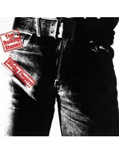 Rolling Stones : Sticky Fingers (CD)