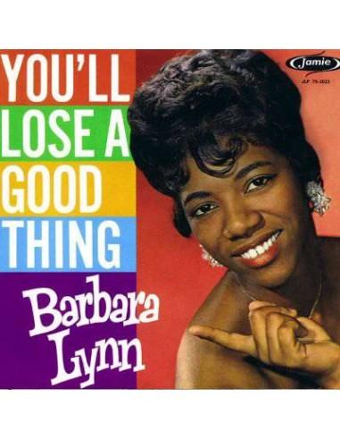 Lynn, Barbara : You'll Lose A Good Thing (LP) Jamie 1963, stereo