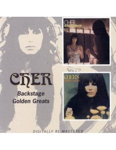 Cher : Backstage / Golden Greats (CD)