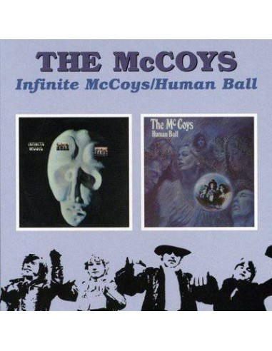 McCoys : Infinite McCoys / Human Ball (2-CD)