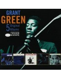 Green, Grant : 5 Original Albums (5-CD)