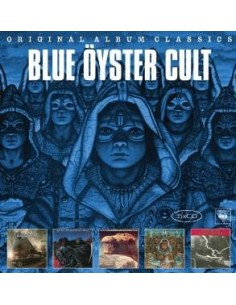 Blue Öyster Cult : Original Album Classics (5-CD)